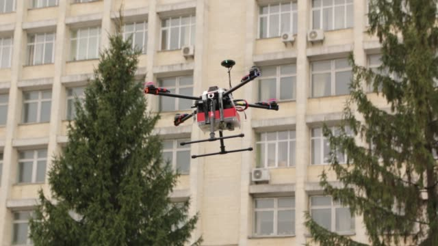 The-Take-Off-Drone-the