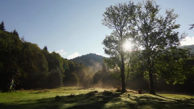 Carpathian-mountain