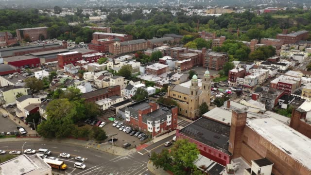 Antena-de-Paterson,-Nueva-Jersey