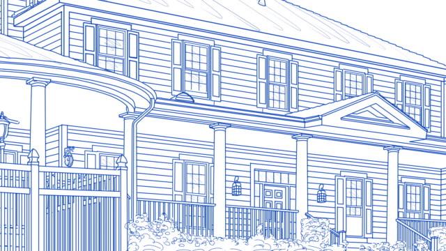 Ãœbergang-von-Custom-Home-von-der-Zeichnung-bis-zur-Fertigstellung-