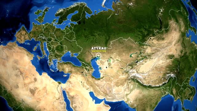 EARTH-ZOOM-IN-MAP---KAZAKHSTAN-ATYRAU