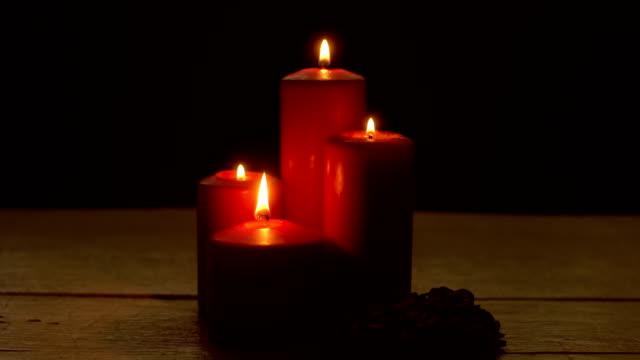Luz-de-velas-románticas