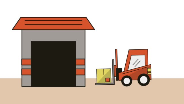 warehouse-with-forklift-delivery-service-animation