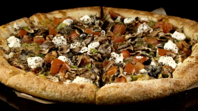 Rotating-delicious-tasty-pizza
