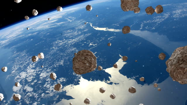 Asteroids-coming-close-to-Earth-from-deep-space