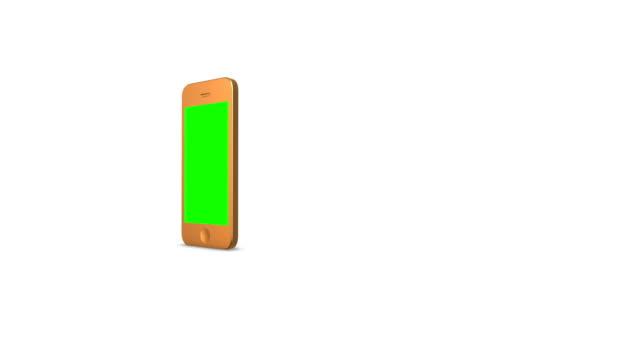 Green-Screen-Smartphone