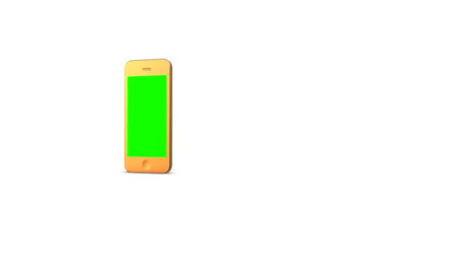 3D-Phone-Presentation-Tablet-computer-