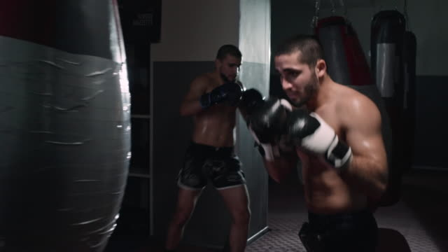 Intensive-Punch-Bag-Workout