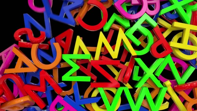 Letters-alphabet-characters-fill-screen-transition-capital-type-font-book-abc-4k