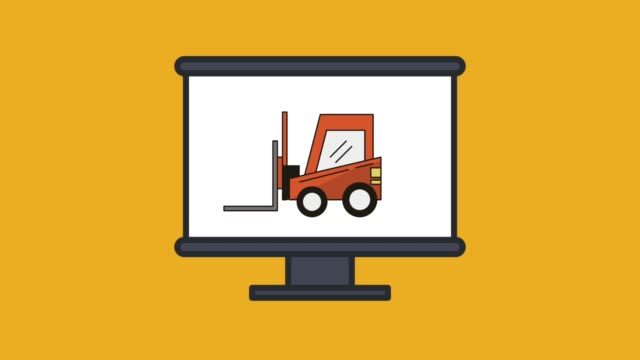 computer-with-forklift-delivery-service-animation
