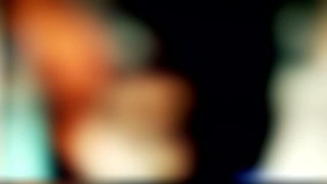 Abstrakte-Soft-Motion-Hintergrund-mit-echten-Light-Leaks-und-Bokeh