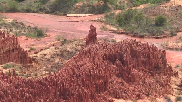 Madagascar-Red-tsingy-
