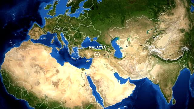 EARTH-ZOOM-IN-MAP---TURKEY-MALATYA