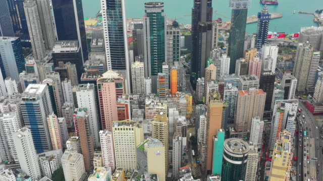day-time-cityscape-downtown-victoria-harbour-aerial-panorama-4k-hong-kong