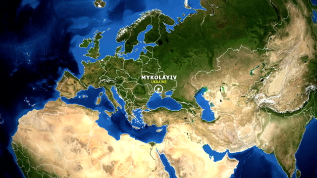 EARTH-ZOOM-IN-MAP---UKRAINE-MYKOLAYIV