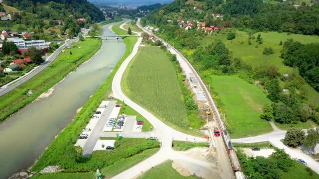 Railway-reconstruction-site