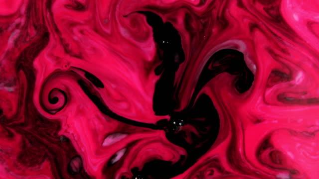 Abstracto-colorido-tinta-Splatter-superposición-de