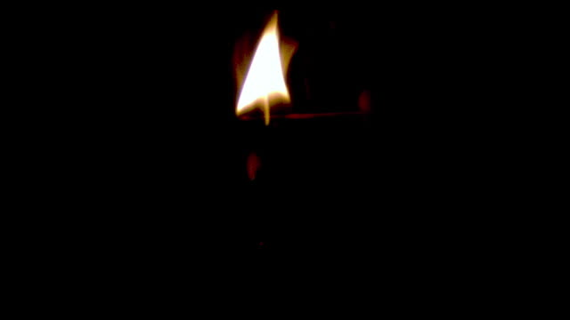 Lighting-Candle-with-a-Match-Slow-Motion