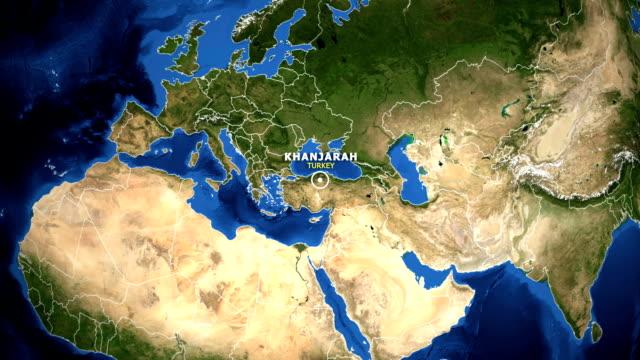 EARTH-ZOOM-IN-MAP---TURKEY-KHANJARAH
