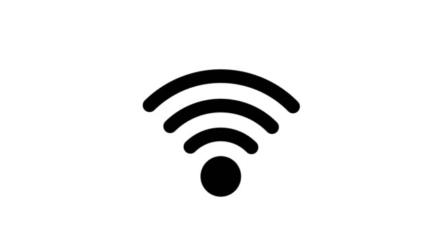 icon-connection-to-wifi-point-with-a-changing-level-of-signal