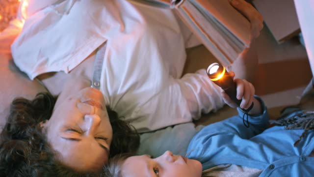 Mother-Reading-Magic-Stories-Aloud
