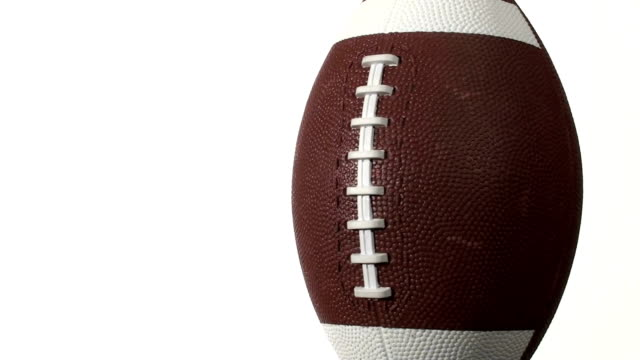 Football-isolated-against-white---HD