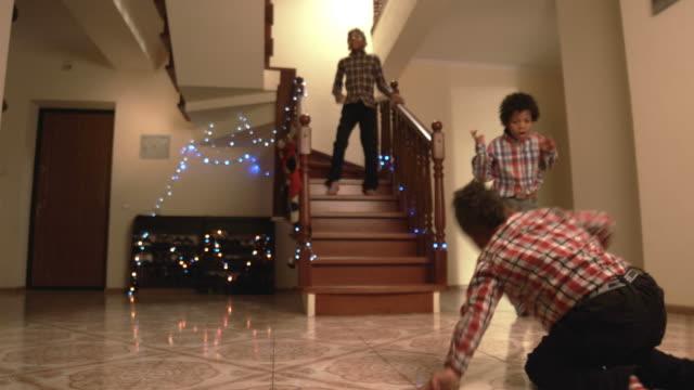 Black-boys-dancing-on-Christmas-