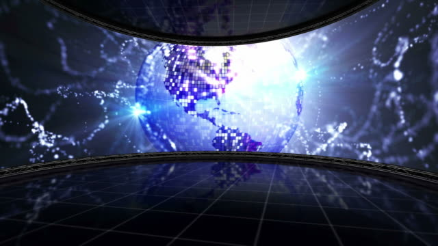 Erde-Disco-Ball-kontrollieren-und-Zimmer-4-km