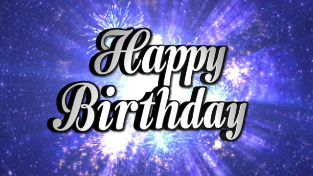 Happy-Birthday-Animation-Rotation-Text-and-Disco-Dance-Background-with-Alpha-Channel-Loop-4k
