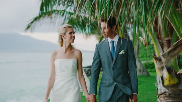 Wedding-Couple-Just-Married