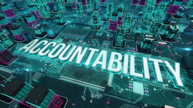 Accountability-with-digital-technology-concept