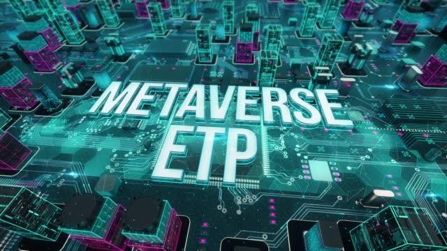 Kryptowährung-mit-Metaverse-ETP