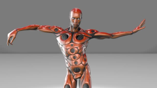 Dancing-AI-Robot---Robotic-Artificial-intelligence-AI-deep-learning