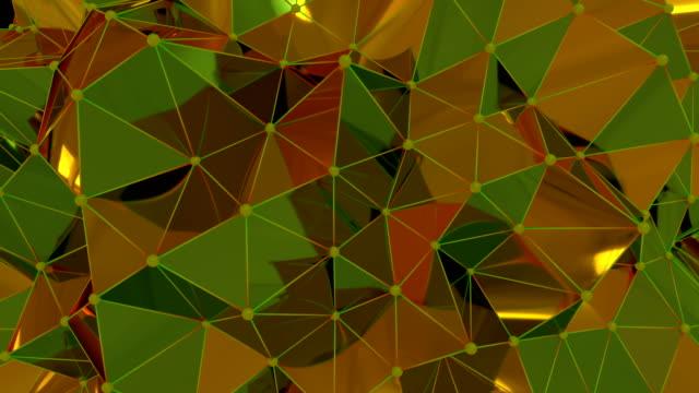 4K-Abstract-Neural-Net-