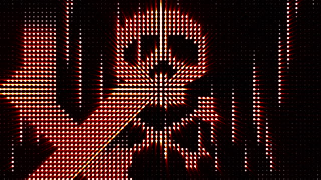 Abstract-Symbols-Cross-Plus-Skeleton-on-Lights-Bulbs-Background-Rendering-Loop