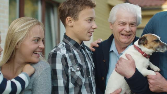 Long-Shot-of-a-Big-Family-Gathering-