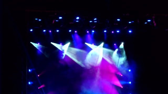 Colorful-stage-lights-at-concert-