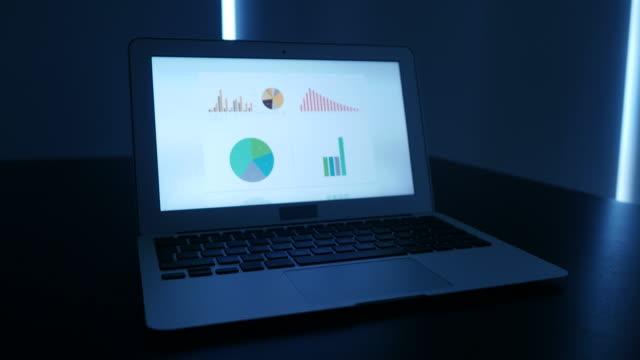 Finanzzahlen-auf-Laptop-Bildschirm-Kaukasische-Männer-arbeiten-am-Notebook-