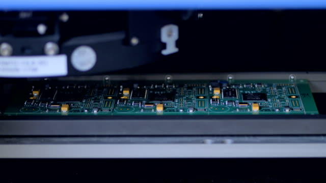 An-electric-printed-circuit-board-quality-control-