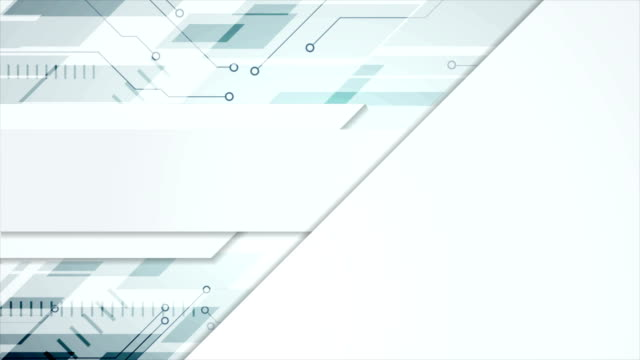 Grey-blue-abstract-technology-video-animation