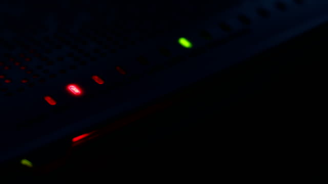 modem-router-equipment-internet-connection-lost-from-server-red-light-blink-warning-wireless-lan-error