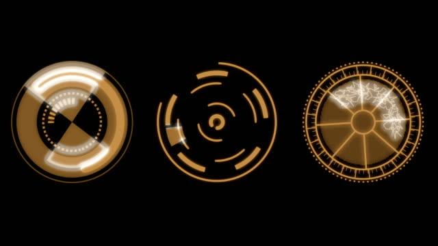HUD-Elements-UI-Elements-HUD-Concept-Radial-futuristic-interface-design-elements