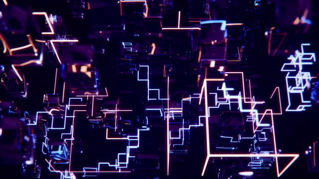 Futuristic-Network-