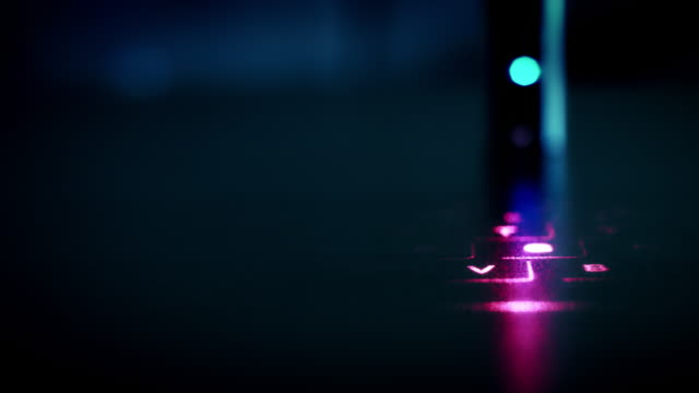4K-Virtual-Laser-Projection-Keyboard-dolly-shot