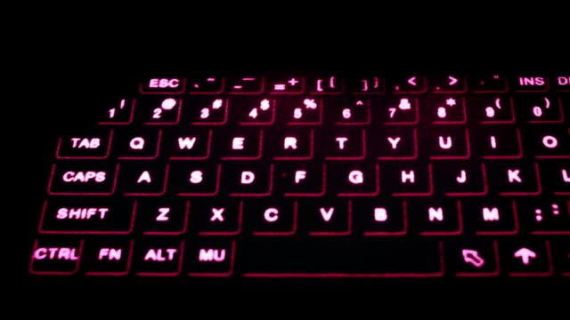 4K-Virtual-Laser-Projection-Keyboard-on-Black-Background