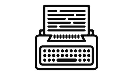 Typewriter-Line-Motion-Graphic