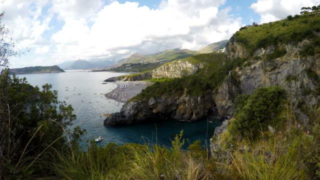Dino-Island-and-Blue-Sea-Isola-di-Dino-Praia-a-Mare-Calabria-South-Italy-Real-Time-4k