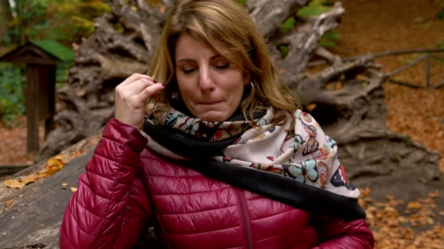 betrayal-forgiveness-Man-finds-his-girlfriend-betrayed-crying-in-the-forest