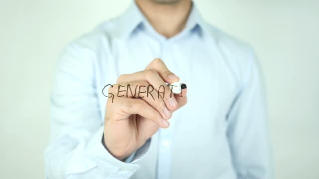 Generation-Writing-On-Transparent-Screen