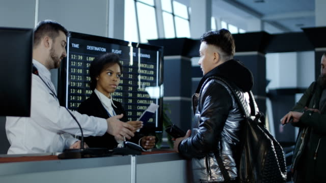 Passengers-passing-inspection-at-check-point